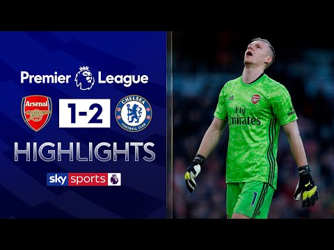 Late Abraham goal sees Chelsea comeback to beat Arsenal | Arsenal 1-2 Chelsea | EPL Highlights