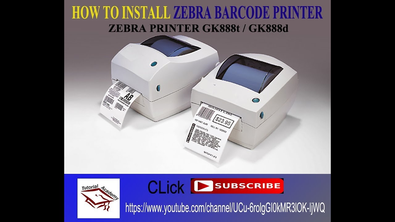 It's just a photo of Dashing Zebra Gk888t Label Barcode Printer
