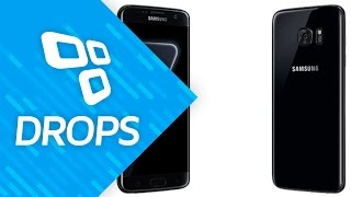 Baixar Galaxy S7 Edge ganha cor 'Jet Black'; mas ela se chama 'Black Pearl' - Drops