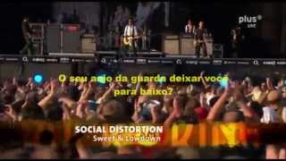 Social Distortion   Gimme The Sweet And Lowdown legendado por Ramon Almeida