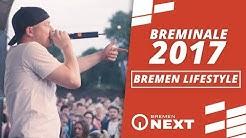 Breminale 2017 Aftermovie mit Bausa, Chefboss und Cyantific // Bremen NEXT