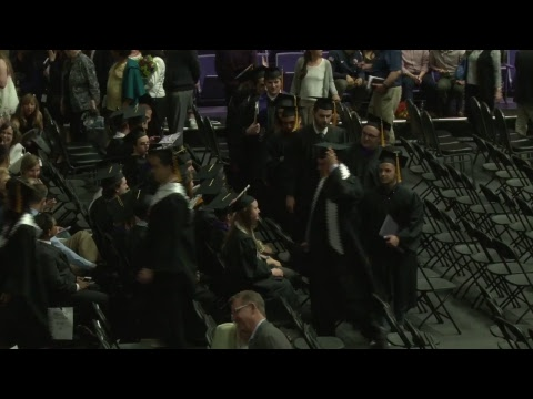 University of Portland Commencement 2018 - Afternoon Session