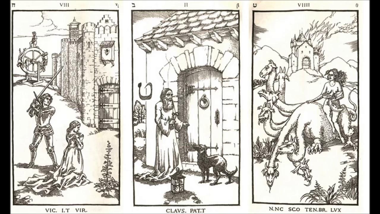 интересные рисунки, картинки из девятых врата вернулся