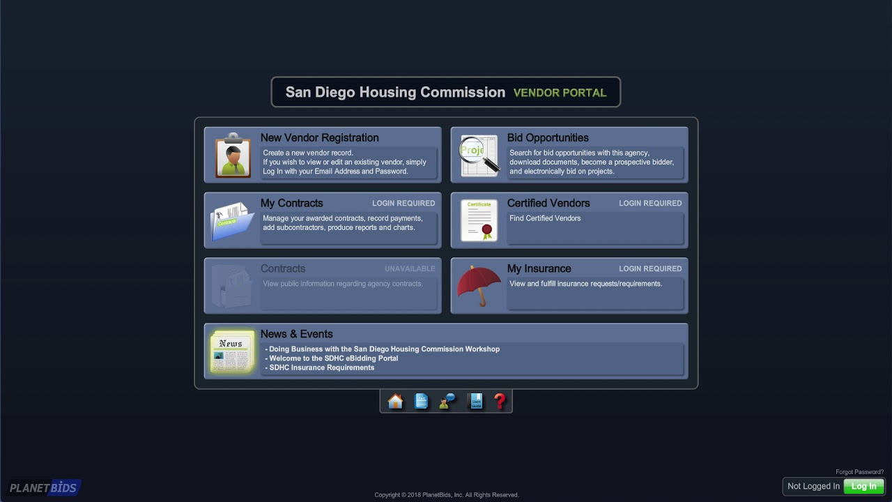 Contracting & Procurement Services | SDHC