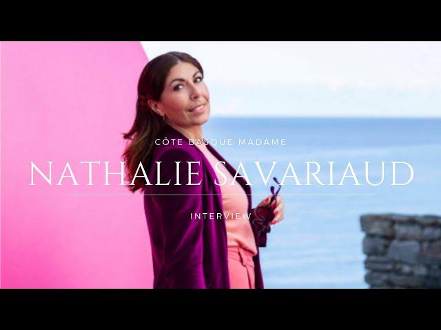Octobre Rose 🎀 Interview de Nathalie Savariaud: Présidente de l'association Life is Rose