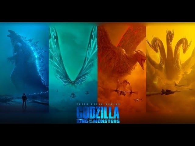Godzilla: King of the Monsters [Godzilla] Movie Tribute