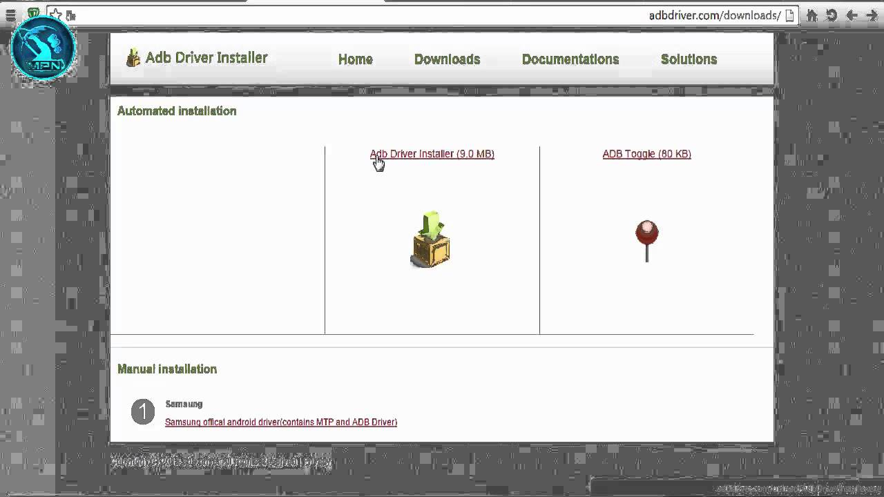 df5544969 تثبيت تعريفات Android على الحاسوب - درس (28) - YouTube