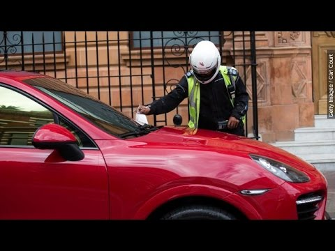 Trying To Get Out Of A Parking Ticket? There's A Robot For That - Newsy
