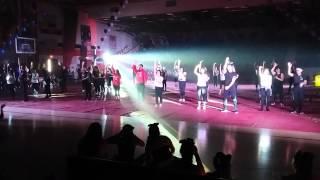a b miller high school junior dance class of 2017