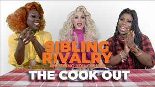 Bob The Drag Queen & Monét X Change: Anything You Can Do | The Cook Out