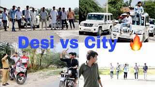 Desi VS City ||Team HRX|| thumbnail