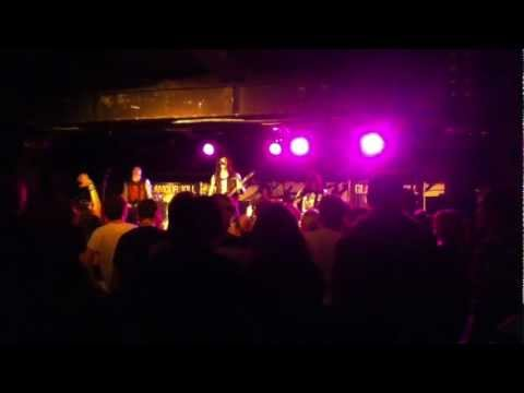 Glamour of the Kill - Through the Eyes of the Broken (Live - Sheffield Corporation 2011)