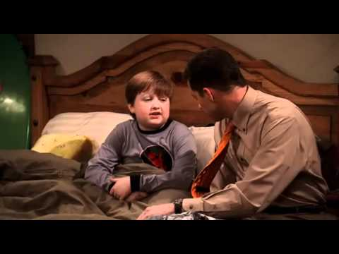 Jake Farts in Bed - Two and a Half Men [HD]