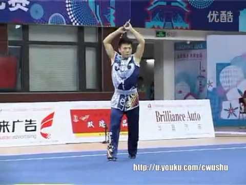 12th All China Games Men's Nandao - Liu Huan (Hubei)