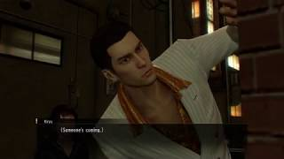 Yakuza 0 : Porn-magazine side-quest (The Shrink-wrapped Dream)