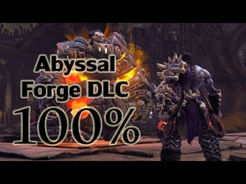 DLC Episode 9 - Darksiders II 100%: Abyssal Forge