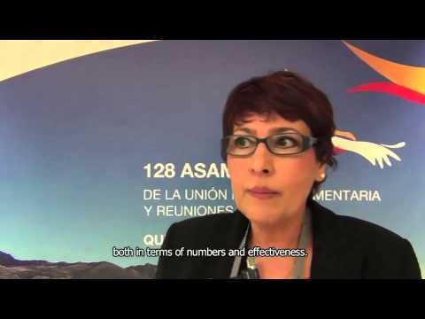 Documentary : Voices of women parliamentarians, Quito 2013