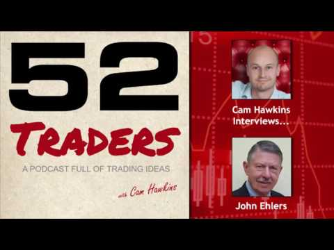 Cycle Trading Success w/ John Ehlers - Stock Trading Interview   50 mins