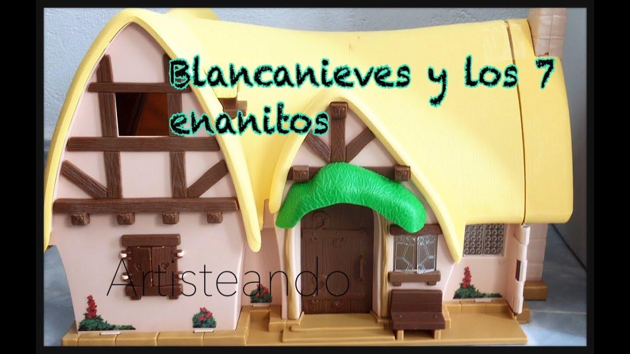 Asombroso casa de blancanieves molde ideas de dise o de - Casa de blancanieves y los 7 enanitos simba ...