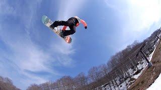 ガールズスノーボードTV『White field』 vol.7 Girls Snowboarder 藤森由香 検索動画 12