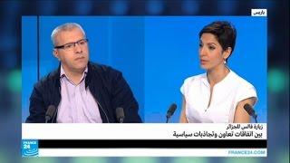 زيارة فالس للجزائر بين اتفاقات تعاون وتجاذبات سياسية