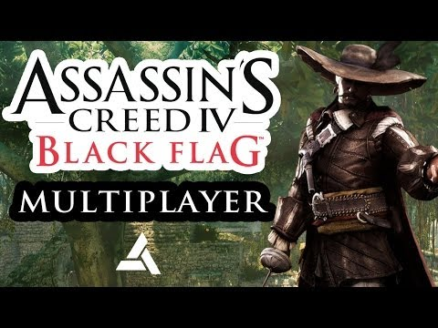 【Gameplay】Assassin's Creed 4 Multiplayer #3 |PS3| [CZ]