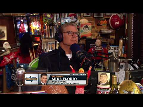 Pro Football Talk's Mike Florio on The Dan Patrick Show | Full Interview | 8/17/17