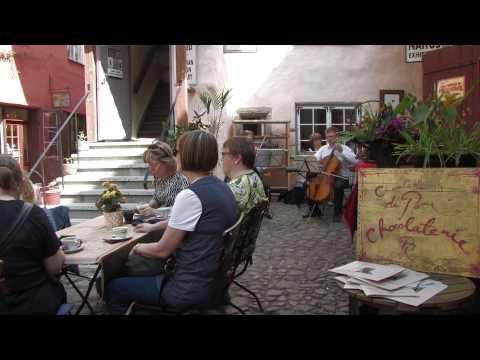 Pierre - Chocolaterie - Cafe, Restaurant, Tallinn vene street, Meistrite Hoov