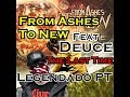 From Ashes To New Feat Deuce The Last Time Legendado PT mp3