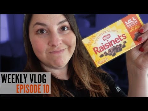 WEEKLY VLOG #10: Coco Movie Night, Disney Resort Parking Fee Fiasco, and a Megacon Update!