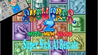 Snow Bros 2 - Long play