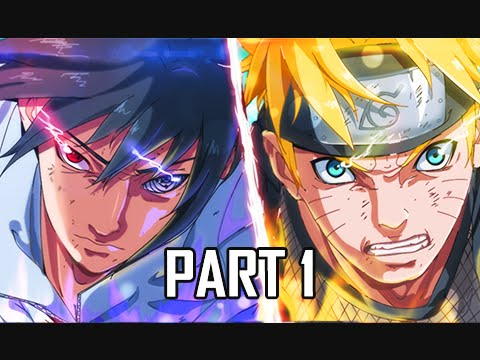 Naruto Shippuden Ultimate Ninja Storm 4 Walkthrough Part 1 - First Hour! (Let's Play Gameplay)