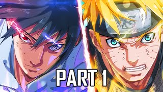 Naruto Shippuden Ultimate Ninja Storm 4 Walkthrough Part 1 - First Hour! (Let