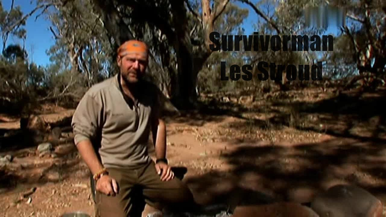 Survivorman - Australia