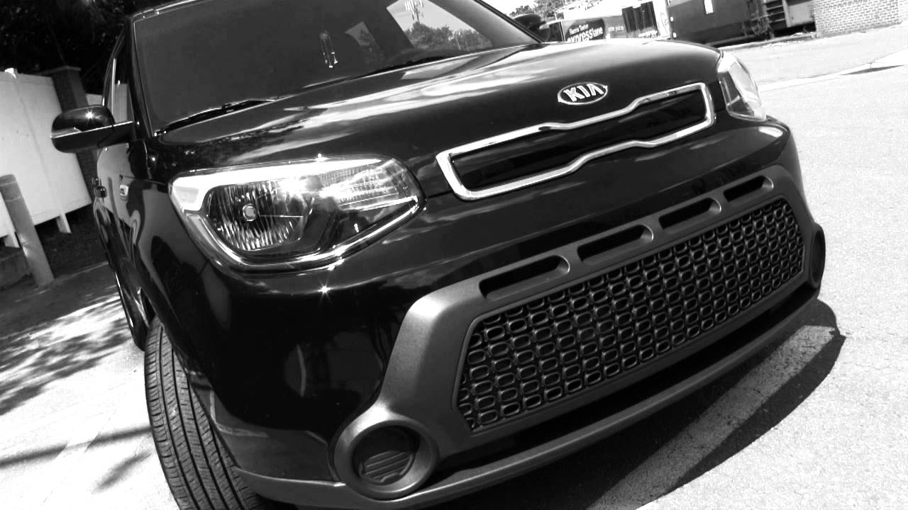2014 KIA SOUL - MPG Review - The 50 Mile Drive