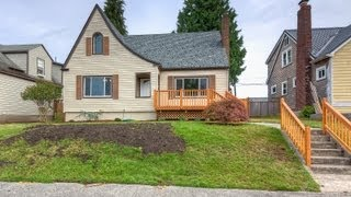 Totally Remodeled 2-story W/basement & 4 Car Detached Garage!