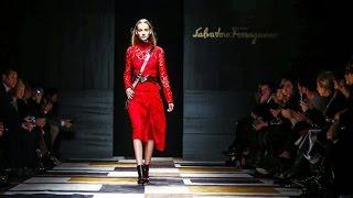 Salvatore Ferragamo   Fall Winter 2015/2016 Full Fashion Show   Exclusive