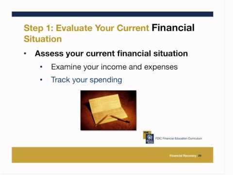 Being Money Smart - Financial Wellness Webinar Series