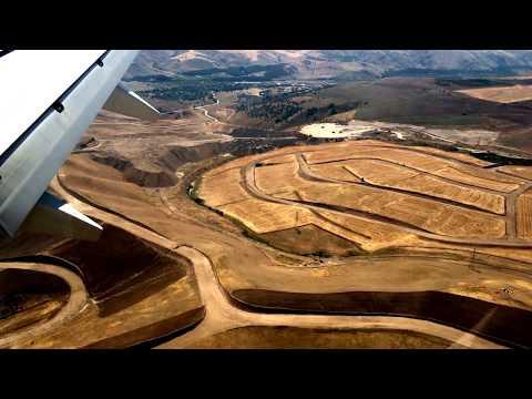 Landing @ Ankara Esenboga Airport