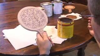 Chip Carving, Showing True Colors, Part 4
