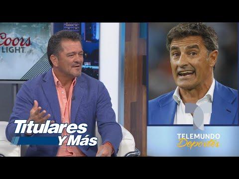 �Cu�l metodolog�a Hermosillo reprueba la llegada de Michel a Pumas | Telemundo Deportes