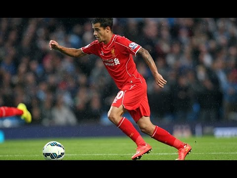 5 great Philippe Coutinho goals