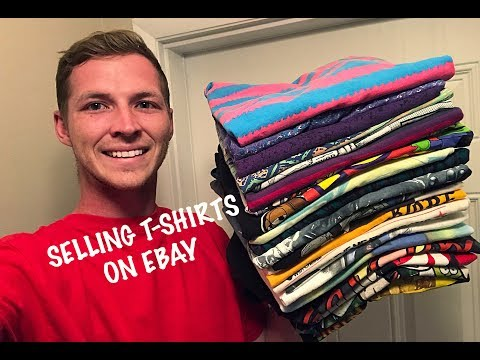 HOW TO SELL ON EBAY 100% FREE TUTORIAL NEW EBAY STORE CHALLENGE