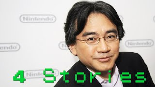 Four Stories About Iwata