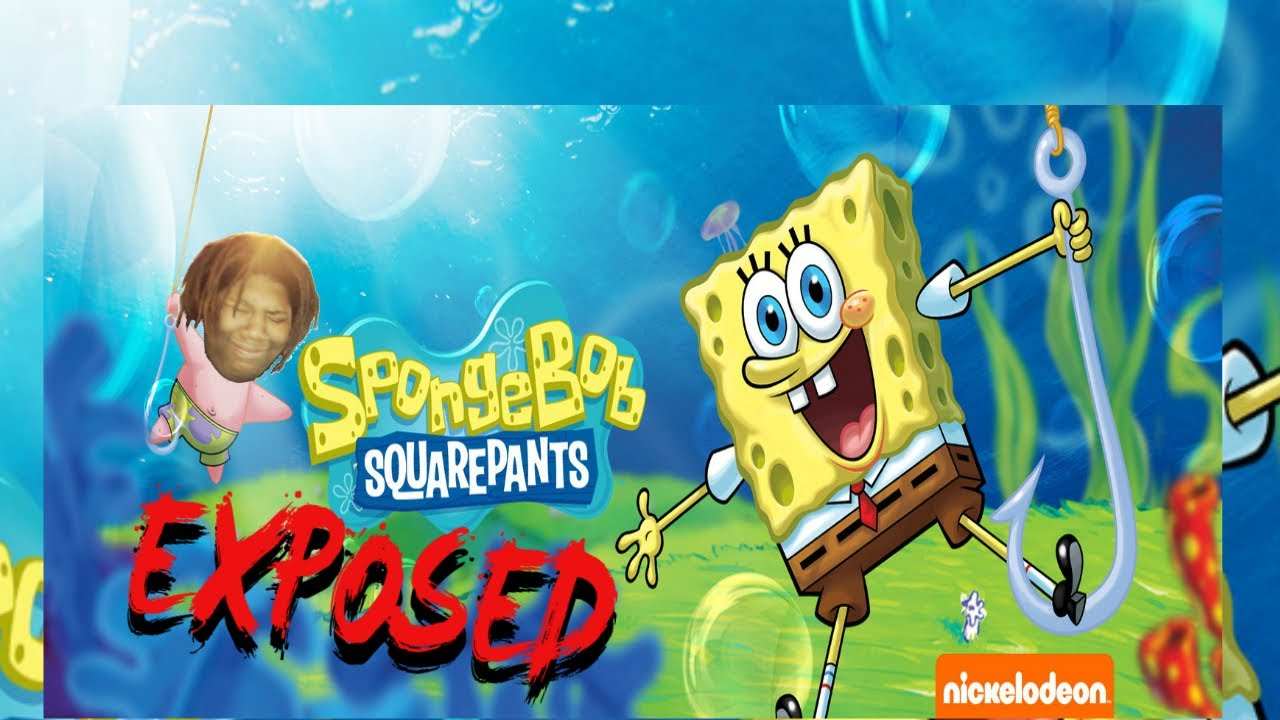 spongebob squarepants: exposed (roasted)