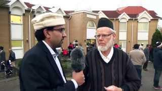 Intervju med Dr. Muhammed Yousef - Jalsa Salana Sverige 2014