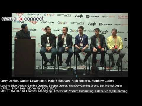 From Real Money to Social B2B | PANEL
