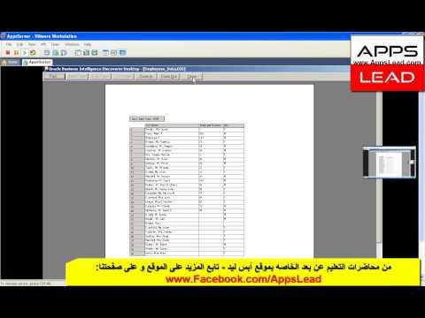 Oracle e Business Suite Discoverer1 Sameh Bakkar