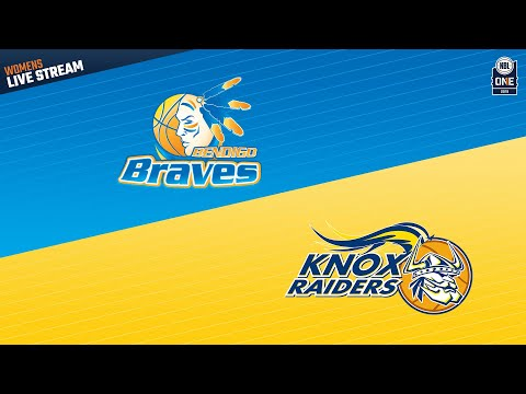 NBL1 Women Finals | Bendigo vs Knox