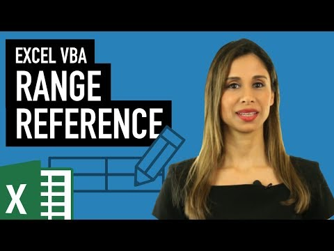 Excel VBA: Referring to Ranges & Writing to Cells (Range, Cells, Offset, Names)